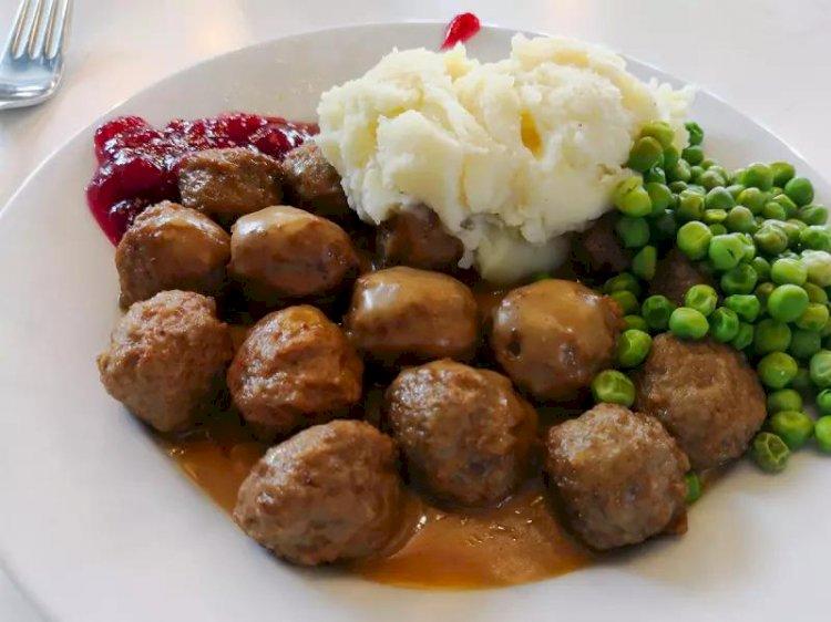 Рецепт настоящих фрикадельок ИКЕА - шведское блюдо на вашей кухне