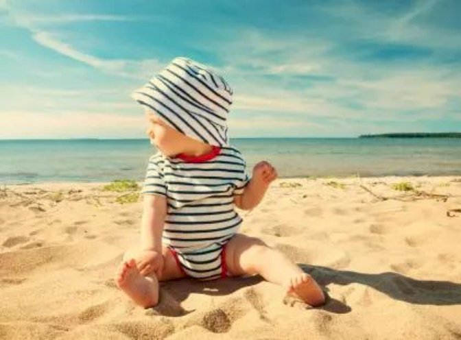 Ребенок и жаркая погода - как пережить жаркие дни с малышом? Факты и мифы