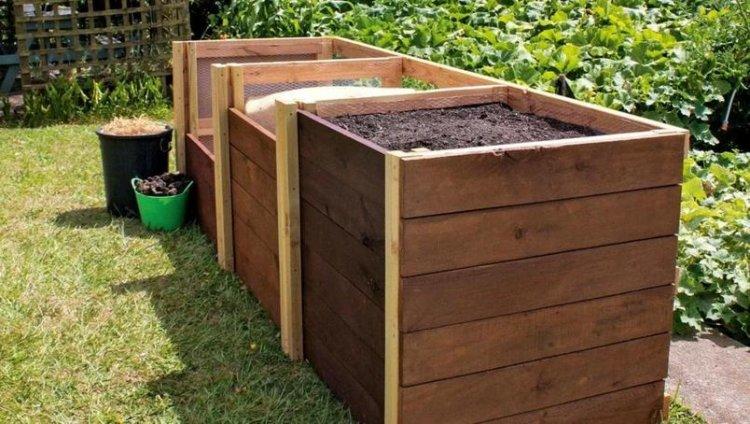 Как приготовить хороший компост или сделать компостную кучу